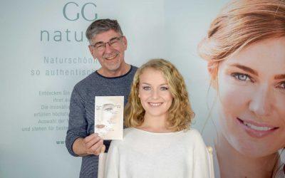 Step by Step – Make-up Tutorial für den GG naturell Frühjahr/Sommer Look 2021